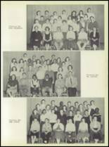 1957 Pleasantville High School Yearbook Page 94 & 95