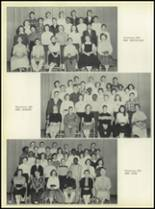 1957 Pleasantville High School Yearbook Page 96 & 97