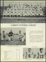 1957 Pleasantville High School Yearbook Page 100 & 101