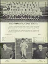 1957 Pleasantville High School Yearbook Page 104 & 105