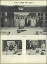 1957 Pleasantville High School Yearbook Page 106 & 107