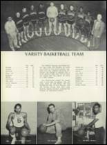 1957 Pleasantville High School Yearbook Page 108 & 109