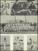 1957 Pleasantville High School Yearbook Page 112 & 113