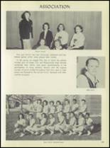 1957 Pleasantville High School Yearbook Page 118 & 119