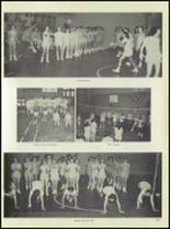 1957 Pleasantville High School Yearbook Page 120 & 121