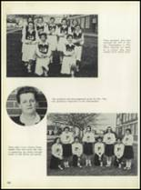 1957 Pleasantville High School Yearbook Page 124 & 125