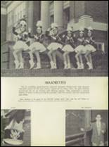 1957 Pleasantville High School Yearbook Page 130 & 131