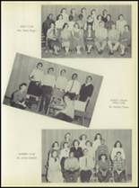1957 Pleasantville High School Yearbook Page 132 & 133
