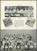 1957 Pleasantville High School Yearbook Page 134 & 135