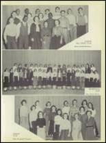 1957 Pleasantville High School Yearbook Page 136 & 137