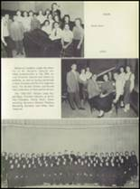 1957 Pleasantville High School Yearbook Page 138 & 139