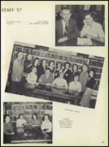 1957 Pleasantville High School Yearbook Page 140 & 141