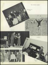 1957 Pleasantville High School Yearbook Page 142 & 143