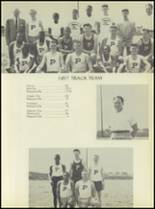 1957 Pleasantville High School Yearbook Page 178 & 179