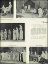 1957 Pleasantville High School Yearbook Page 184 & 185