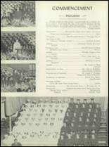 1957 Pleasantville High School Yearbook Page 186 & 187