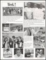 2003 Knoxville High School Yearbook Page 10 & 11