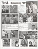 2003 Knoxville High School Yearbook Page 18 & 19