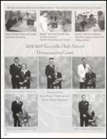 2003 Knoxville High School Yearbook Page 20 & 21