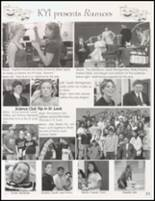 2003 Knoxville High School Yearbook Page 36 & 37