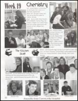 2003 Knoxville High School Yearbook Page 54 & 55