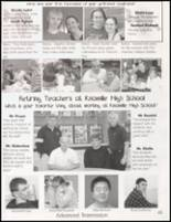 2003 Knoxville High School Yearbook Page 68 & 69