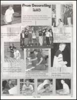 2003 Knoxville High School Yearbook Page 84 & 85