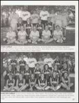 2003 Knoxville High School Yearbook Page 100 & 101