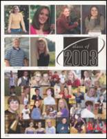 2003 Knoxville High School Yearbook Page 126 & 127