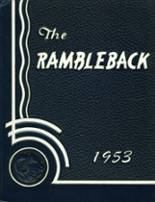 1953 Yearbook South Gate High School