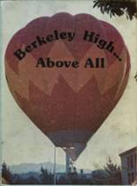 1977 Yearbook Berkeley High School