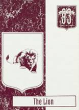 1993 Yearbook Kenedy High School