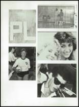 1985 Potlatch High School Yearbook Page 10 & 11