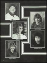 1985 Potlatch High School Yearbook Page 22 & 23