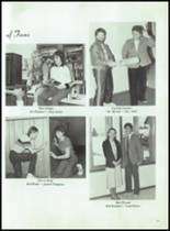 1985 Potlatch High School Yearbook Page 26 & 27