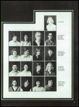 1985 Potlatch High School Yearbook Page 34 & 35