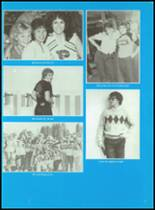 1985 Potlatch High School Yearbook Page 36 & 37