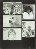 1985 Potlatch High School Yearbook Page 38 & 39