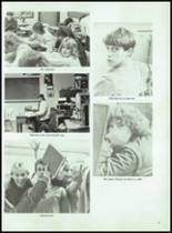 1985 Potlatch High School Yearbook Page 50 & 51