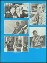 1985 Potlatch High School Yearbook Page 52 & 53