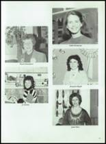 1985 Potlatch High School Yearbook Page 58 & 59
