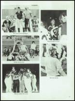 1985 Potlatch High School Yearbook Page 66 & 67