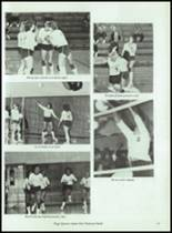 1985 Potlatch High School Yearbook Page 70 & 71