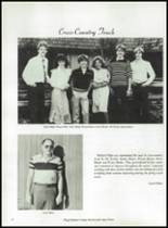 1985 Potlatch High School Yearbook Page 74 & 75