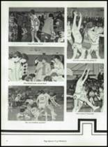 1985 Potlatch High School Yearbook Page 82 & 83