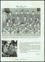 1985 Potlatch High School Yearbook Page 86 & 87