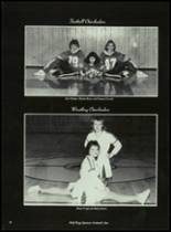 1985 Potlatch High School Yearbook Page 92 & 93