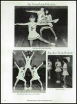 1985 Potlatch High School Yearbook Page 94 & 95