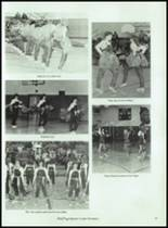 1985 Potlatch High School Yearbook Page 100 & 101