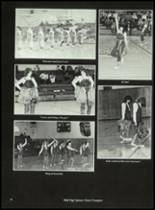 1985 Potlatch High School Yearbook Page 102 & 103